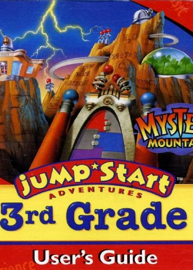 JumpStart Adventures 3rd Grade: Mystery Mountain Free Download