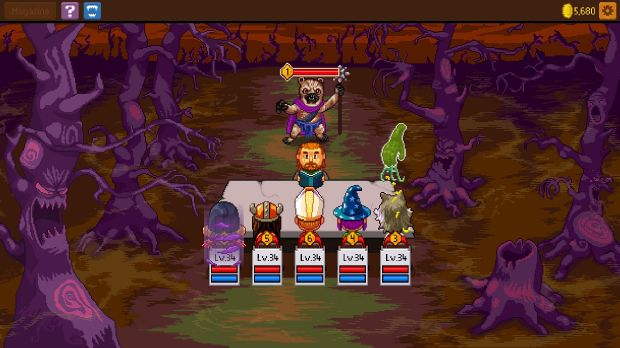 Knights of Pen and Paper 2 Here Be Dragons Torrent Download