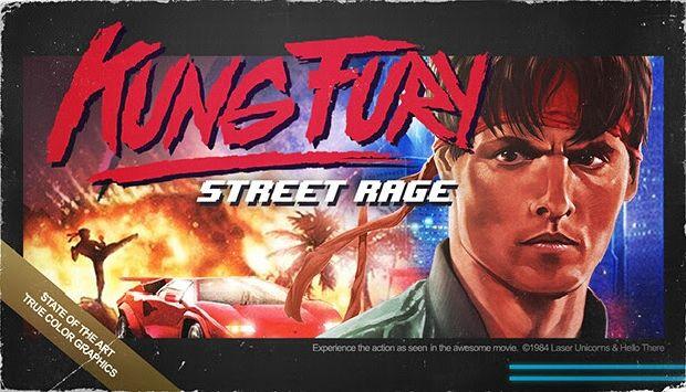 Kung Fury: Street Rage Free Download