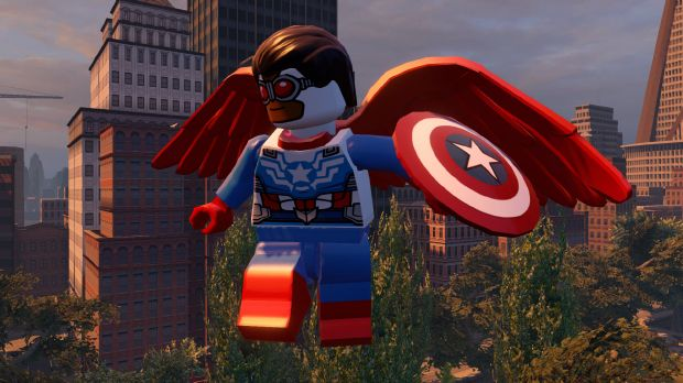 LEGO MARVEL's Avengers PC Crack
