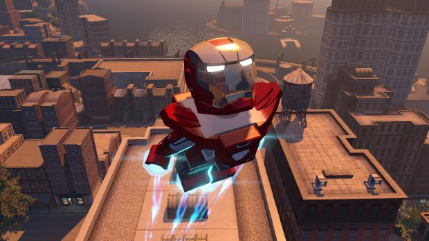 LEGO MARVEL's Avengers Torrent Download