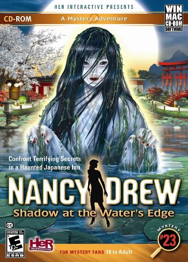 Nancy Drew: Shadow at Water's Edge Free Download « IGGGAMES