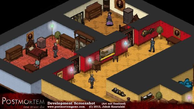 Postmortem: One Must Die Free Download