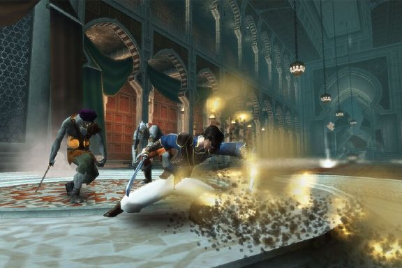 Prince of Persia: The Sands of Time Torrent Download