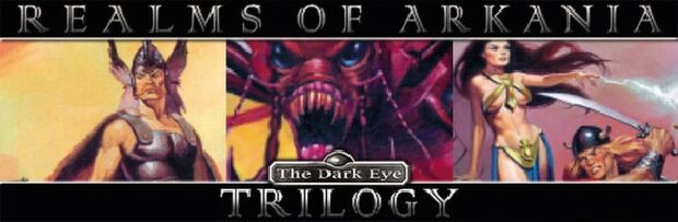 Realms of Arkania Trilogy Classic Bundle Free Download