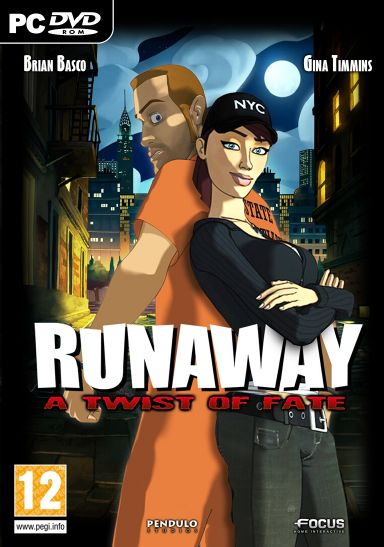 Runaway: A Twist of Fate (GOG) free download