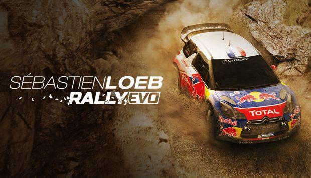 Sébastien Loeb Rally EVO Free Download