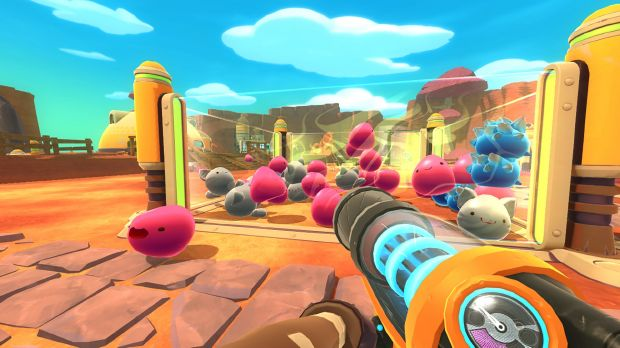 how to tell if a slime is hungry slime rancher