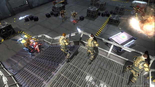 Space Siege PC Crack