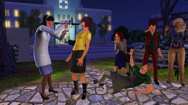 The Sims 3 Torrent Free Download For PC Full Version