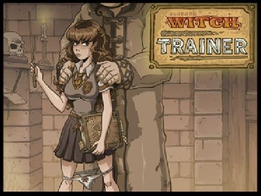 Akabur's Witch / Hermione Trainer free download