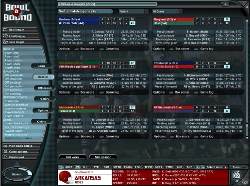 Bowl Bound College Football Torrent Download