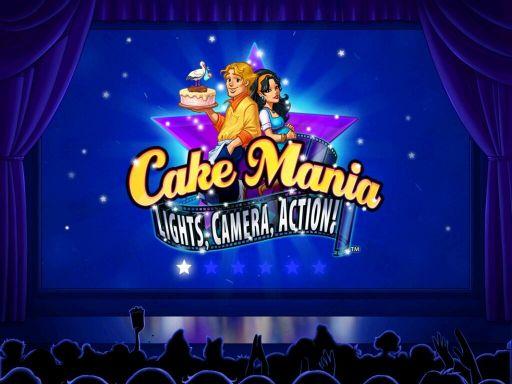 Cake Mania 5: Lights, Camera, Action! free download