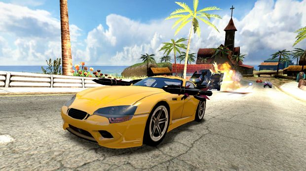 Carnage Racing PC Crack