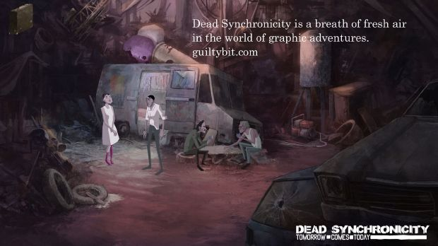 Dead Synchronicity: Tomorrow Comes Today Torrent Download