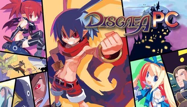 Disgaea PC (Update 21/10/2016) Free Download