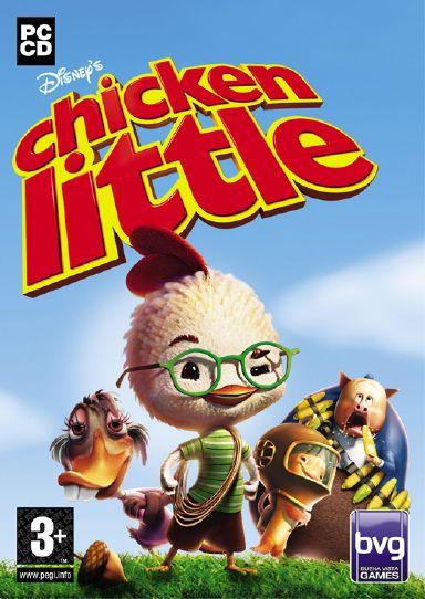 Disney's Chicken Little Free Download