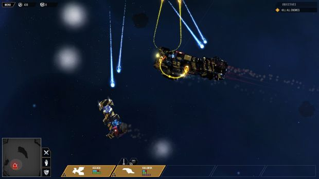 Distant Star: Revenant Fleet PC Crack