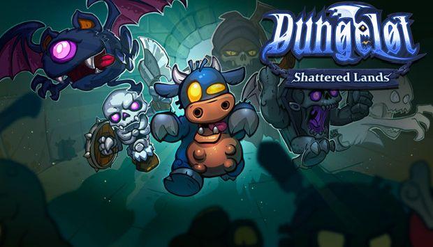 Dungelot: Shattered Lands Free Download