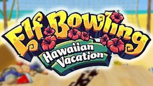 Elf Bowling: Hawaiian Vacation Free Download