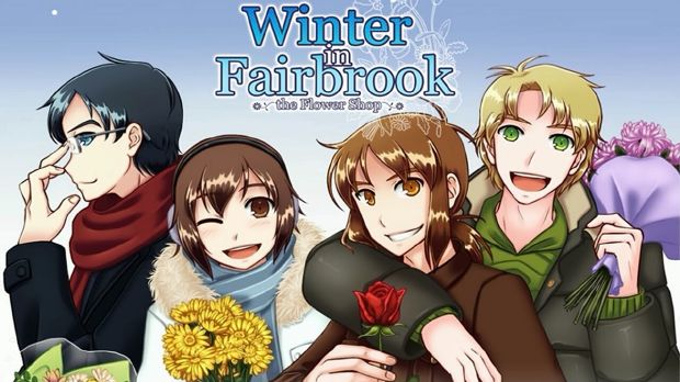 Flower Shop: Winter In Fairbrook Free Download