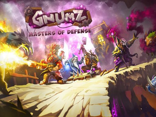 Gnumz: Masters of Defense Free Download
