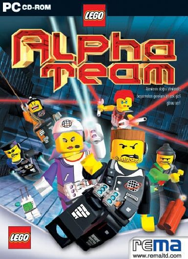 LEGO Alpha Team Free Download