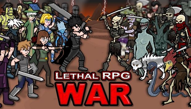 Lethal RPG: War Free Download