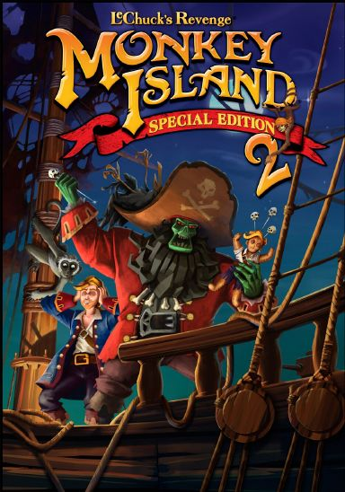 Monkey Island 2 Special Edition: LeChuck's Revenge Free Download