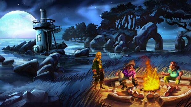 Monkey Island 2 Special Edition: LeChuck's Revenge Torrent Download