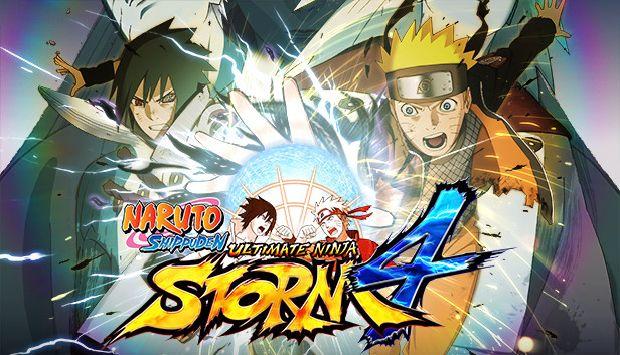 NARUTO SHIPPUDEN: Ultimate Ninja STORM 4 Free Download (ALL