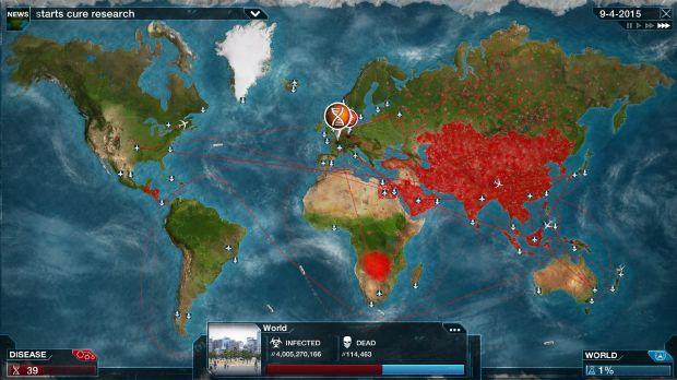 Plague Inc: Evolved Torrent Download