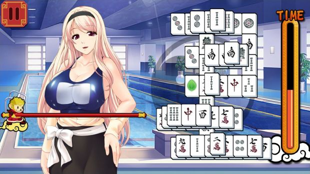 Pretty Girls Mahjong Solitaire PC Crack