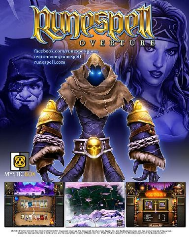 Runespell: Overture Free Download