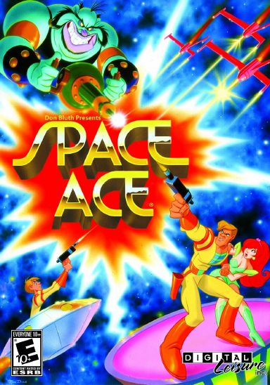 Space Ace Free Download « IGGGAMES