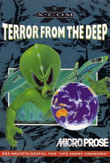 X-COM: Terror From the Deep free download