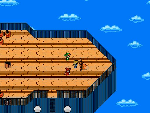 8-Bit Adventures: The Forgotten Journey Remastered Edition Torrent Download