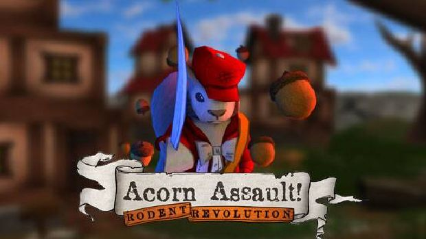 Acorn Assault: Rodent Revolution Free Download