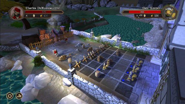 Acorn Assault: Rodent Revolution PC Crack