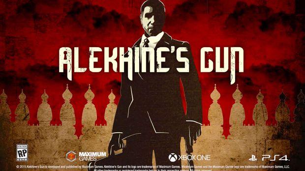 Alekhine's Gun Free Download
