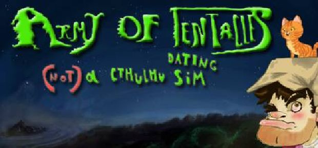 Army of Tentacles: (Not) A Cthulhu Dating Sim Free Download
