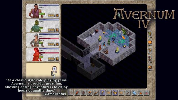 Avernum 4 PC Crack