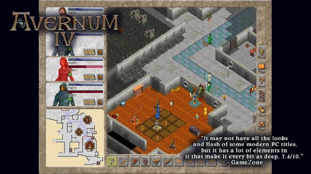 Avernum 4 Torrent Download