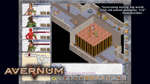 Avernum 5 PC Crack