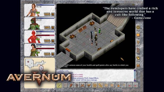 Avernum 5 Torrent Download