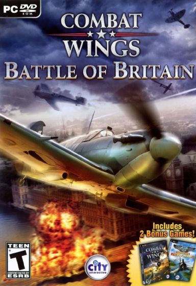 Combat Wings: Battle of Britain Free Download