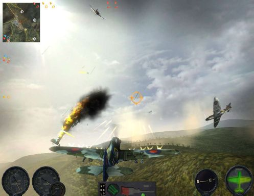 Combat Wings: Battle of Britain Torrent Download