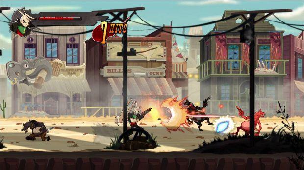 Dusty Revenge: Co-Op Edition PC Crack