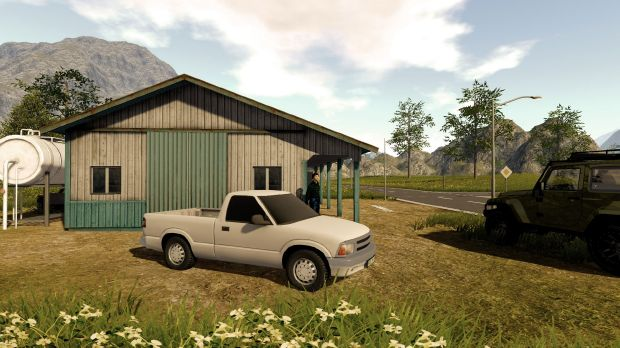 Forestry 2017 The Simulation PC Crack