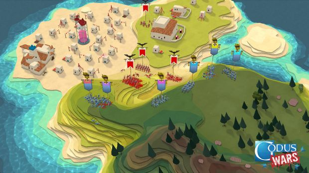 Godus Wars PC Crack